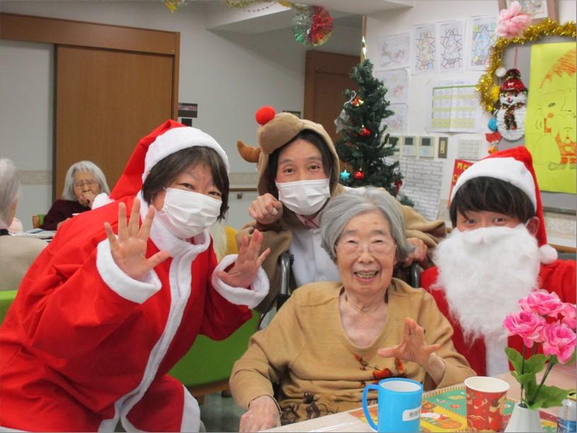 【12月の出来事①】コロナに負けるな!クリスマス会!